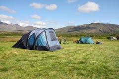 Camping Stock Image