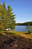 Camping. Stock Photo