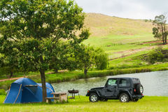 Camping Stock Images