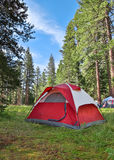 camping royalty-vrije stock foto's