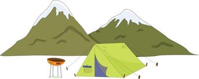 Camping Stock Photos