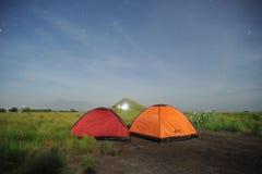 camping Imágenes de archivo libres de regalías
