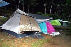Camping bas Photos libres de droits