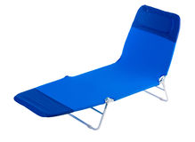 Camping or beach chair Stock Photos
