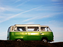 Camping-car Photographie stock