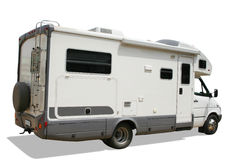 camping-car photographie stock libre de droits
