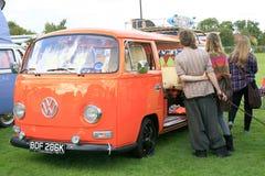 camping-car VW des années 1960, images libres de droits