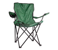 Camping Chair Stock Photos