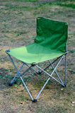 Camping Chair Royalty Free Stock Image