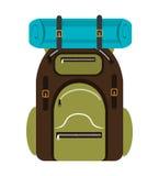 Camping design, vector illustration. Stock Photo
