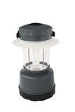 Camping flashlight Stock Images