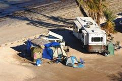 Camping IV Royalty Free Stock Photo