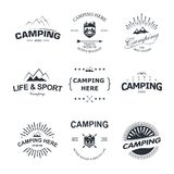 Camping Stock Photos