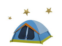 Camping tent Stock Images