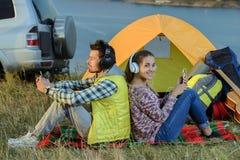Camping Royalty Free Stock Image