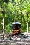 Camping2 Lizenzfreies Stockfoto