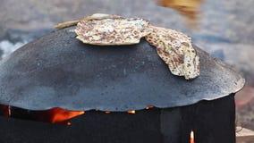 campingowy chlebowy robić zdjęcie wideo