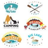 Campingowy logo