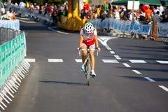 Campionati 2008 del mondo della strada di Uci Fotografia Stock Libera da Diritti