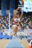 Campionati dell'interno di atletica del Balcani Immagini Stock