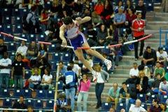 Campionati dell'interno di atletismo europeo Fotografie Stock Libere da Diritti