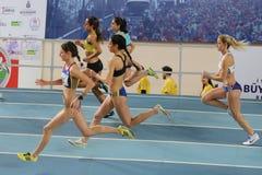 Campionati dell'interno di Costantinopoli di atletica Immagini Stock