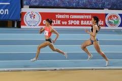 Campionati dell'interno di Costantinopoli di atletica Fotografia Stock Libera da Diritti