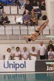 Campionati dell'interno italiani d'immersione Immagini Stock Libere da Diritti