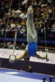 Campionati relativi alla ginnastica artistici europei 2009 Immagini Stock