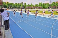 Campionati Universitari Italiani 2011 Fotografía de archivo libre de regalías