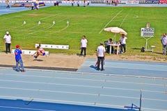 Campionati Universitari Italiani 2011 Fotos de archivo libres de regalías