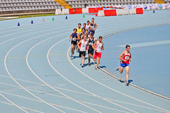 Campionati Universitari Italiani 2011 Stock Images