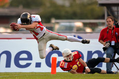 Campionato B-Europeo 2009 di football americano Immagine Stock