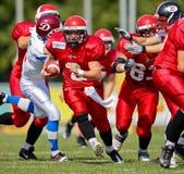 Campionato B-Europeo 2009 di football americano Fotografia Stock