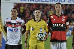 Campionato brasiliano 2017 Immagine Stock Libera da Diritti