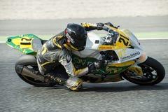 CAMPIONATO CATALANO DI MOTOCICLISMO Fotografia Stock