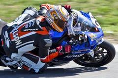 Campionato del Canada Superbike delle parti (intorno a 1) possa Fotografia Stock