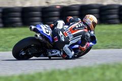 Campionato del Canada Superbike delle parti (intorno a 1) possa Fotografie Stock