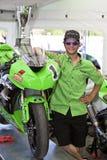 Campionato del Canada Superbike delle parti (intorno a 1) possa Immagini Stock Libere da Diritti