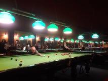 Campionato del mondo nello snooker a York Fotografie Stock