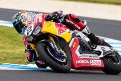 Campionato del mondo del Superbike di 2018 FIM di MOTUL fotografia stock