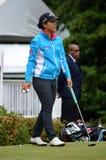 Campionato 2016 del PGA delle donne di Lydia Ko KPMG del giocatore di golf professionale delle signore Immagini Stock