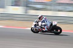 Campionato del Superbike del mondo fotografia stock
