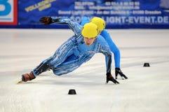 Campionato dell'europeo della pista di 2010 Short Immagini Stock Libere da Diritti