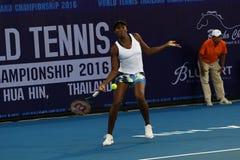Campionato 2016 della Tailandia di tennis del mondo fotografia stock