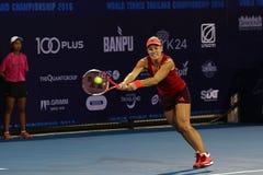 Campionato 2016 della Tailandia di tennis del mondo immagine stock libera da diritti