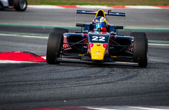Campionato dello Spagnolo F4 Immagine Stock