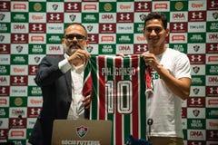 Campionato 2019 di Carioca fotografie stock