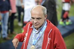 Campionato 2017 di Carioca Immagini Stock