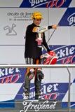 Campionato di CEV, novembre 2011 Fotografia Stock